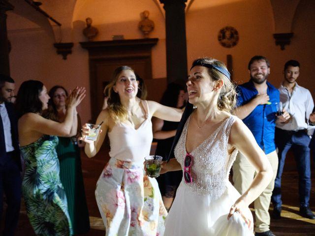 Il matrimonio di Cosimo e Valeria a Firenze, Firenze 40