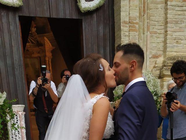 Il matrimonio di Antonino e Manuela a Macerata, Macerata 8