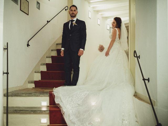 Il matrimonio di Antonino e Manuela a Macerata, Macerata 11
