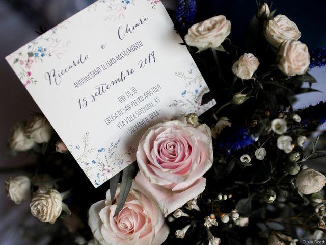 Il matrimonio di Riccardo e Chiara a Morsasco, Alessandria 11