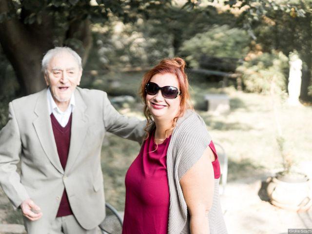 Il matrimonio di Riccardo e Chiara a Morsasco, Alessandria 37