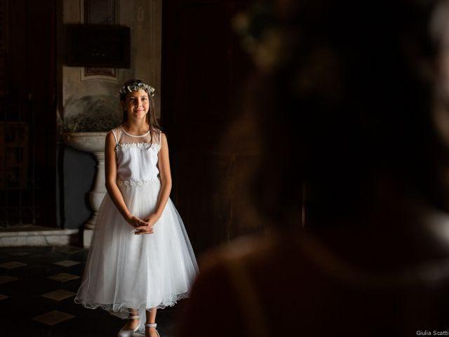 Il matrimonio di Riccardo e Chiara a Morsasco, Alessandria 46