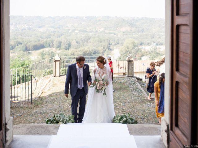 Il matrimonio di Riccardo e Chiara a Morsasco, Alessandria 50