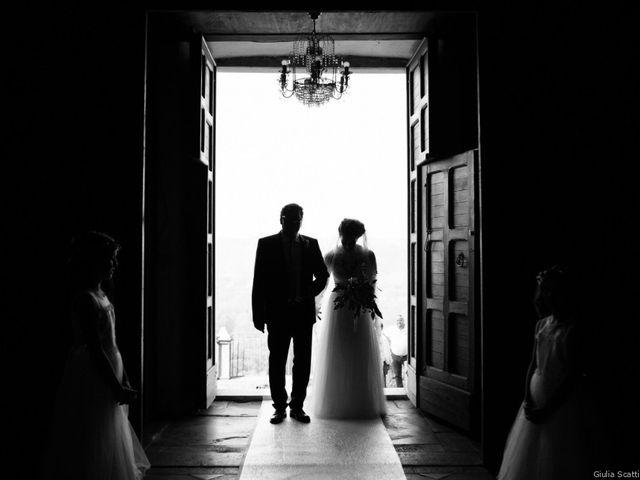 Il matrimonio di Riccardo e Chiara a Morsasco, Alessandria 51