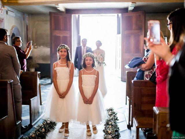 Il matrimonio di Riccardo e Chiara a Morsasco, Alessandria 52