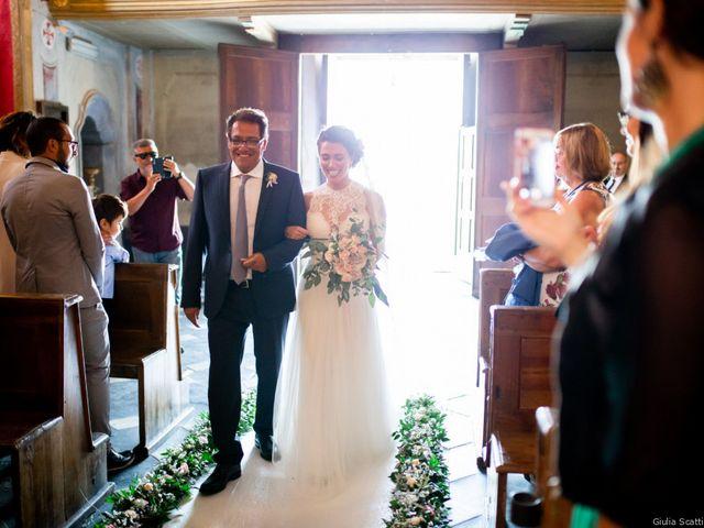 Il matrimonio di Riccardo e Chiara a Morsasco, Alessandria 53