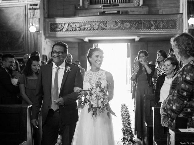 Il matrimonio di Riccardo e Chiara a Morsasco, Alessandria 54