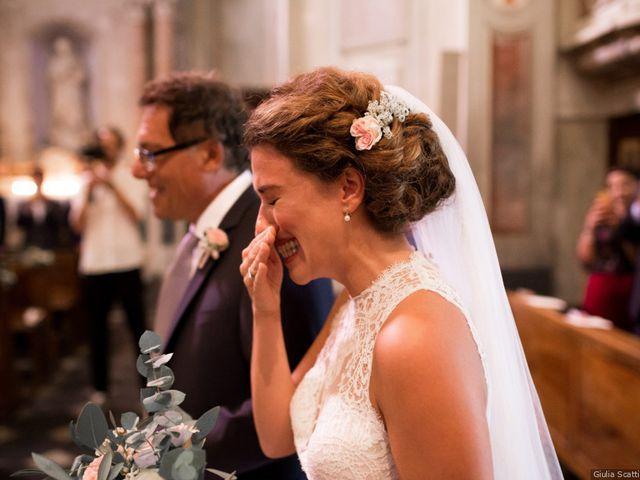 Il matrimonio di Riccardo e Chiara a Morsasco, Alessandria 56