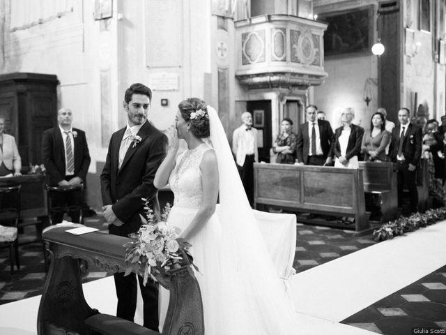Il matrimonio di Riccardo e Chiara a Morsasco, Alessandria 59