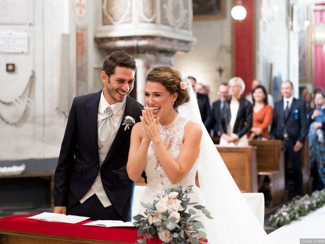 Il matrimonio di Riccardo e Chiara a Morsasco, Alessandria 61