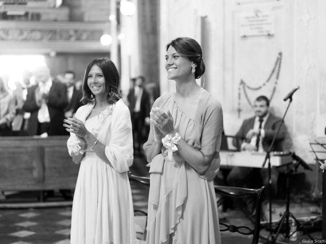 Il matrimonio di Riccardo e Chiara a Morsasco, Alessandria 62
