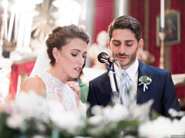 Il matrimonio di Riccardo e Chiara a Morsasco, Alessandria 73