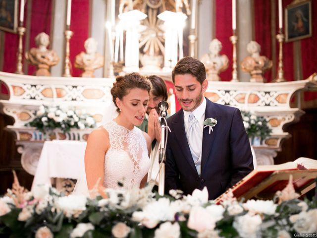 Il matrimonio di Riccardo e Chiara a Morsasco, Alessandria 74