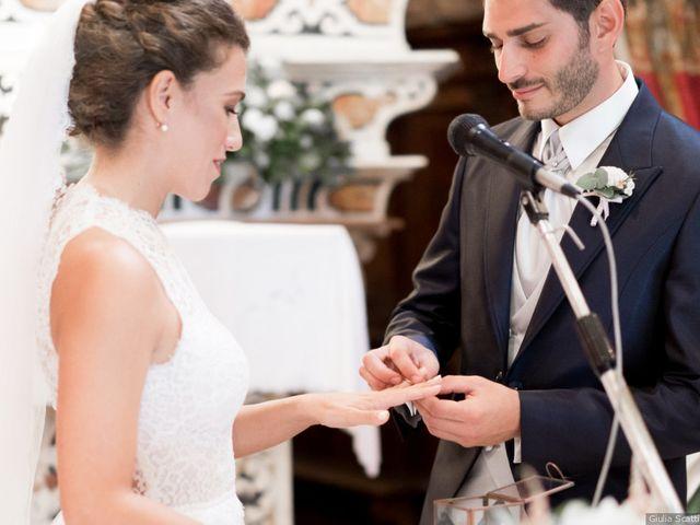 Il matrimonio di Riccardo e Chiara a Morsasco, Alessandria 77