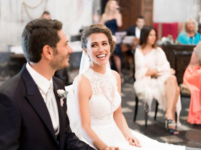 Il matrimonio di Riccardo e Chiara a Morsasco, Alessandria 81
