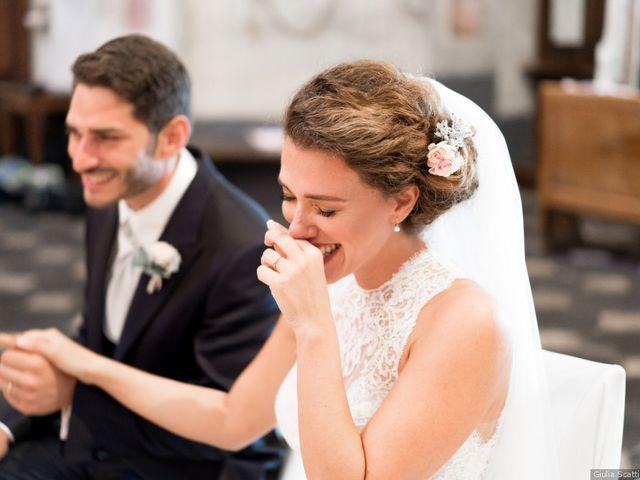 Il matrimonio di Riccardo e Chiara a Morsasco, Alessandria 82