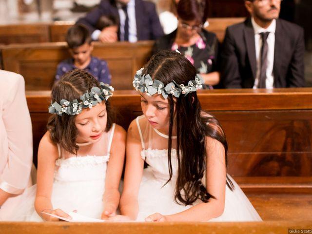 Il matrimonio di Riccardo e Chiara a Morsasco, Alessandria 85
