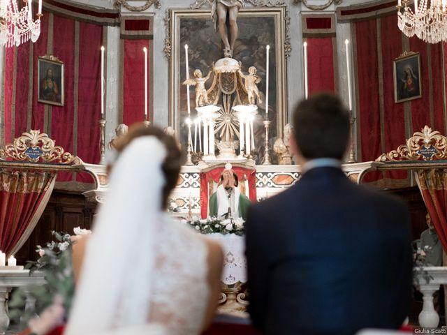 Il matrimonio di Riccardo e Chiara a Morsasco, Alessandria 86