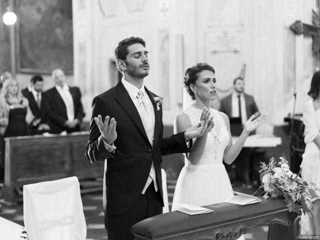 Il matrimonio di Riccardo e Chiara a Morsasco, Alessandria 87
