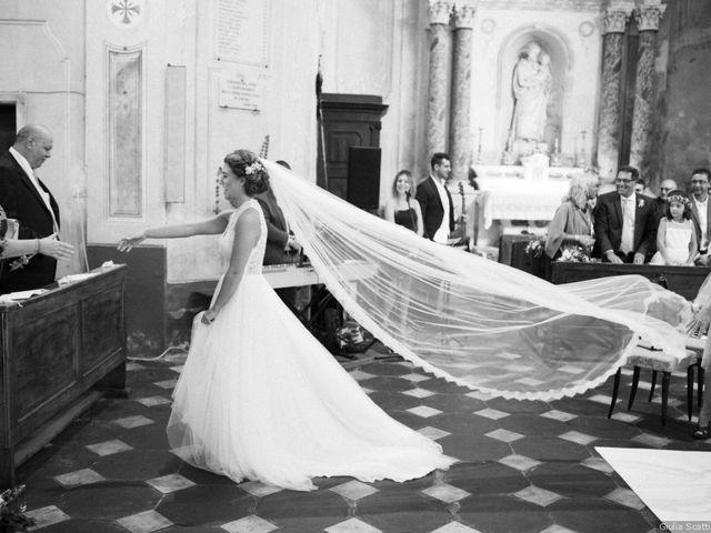 Il matrimonio di Riccardo e Chiara a Morsasco, Alessandria 88