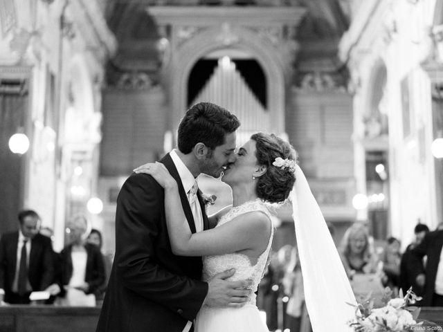 Il matrimonio di Riccardo e Chiara a Morsasco, Alessandria 92