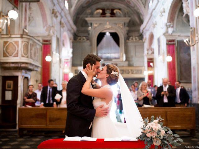Il matrimonio di Riccardo e Chiara a Morsasco, Alessandria 93