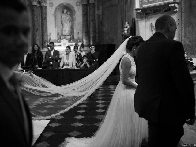 Il matrimonio di Riccardo e Chiara a Morsasco, Alessandria 94