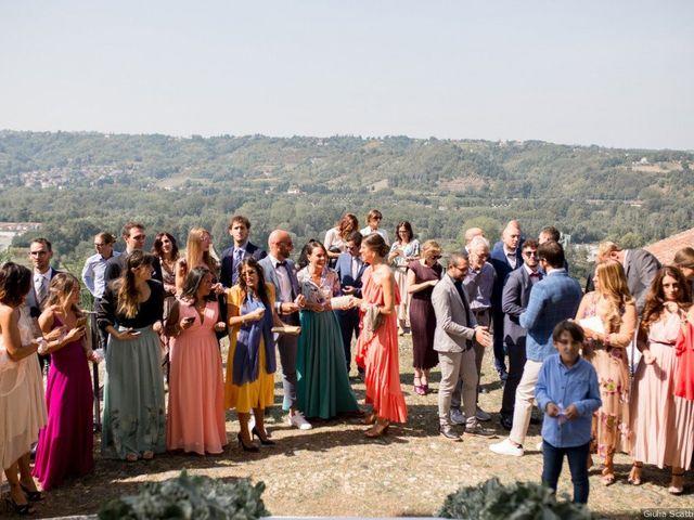 Il matrimonio di Riccardo e Chiara a Morsasco, Alessandria 99