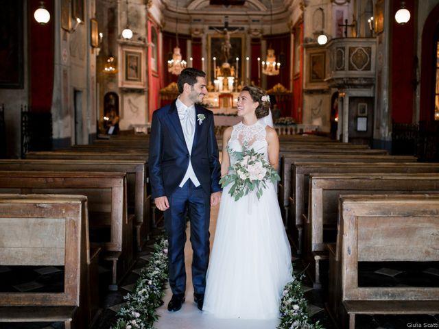 Il matrimonio di Riccardo e Chiara a Morsasco, Alessandria 100