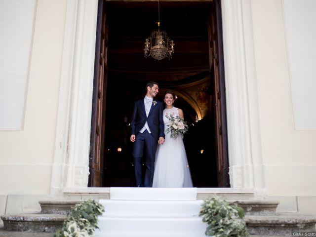 Il matrimonio di Riccardo e Chiara a Morsasco, Alessandria 101