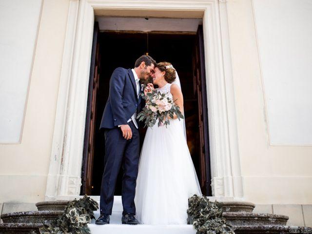Il matrimonio di Riccardo e Chiara a Morsasco, Alessandria 103