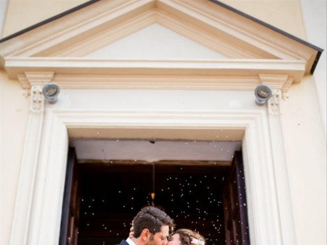Il matrimonio di Riccardo e Chiara a Morsasco, Alessandria 105