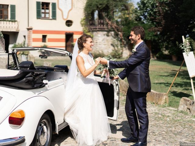 Il matrimonio di Riccardo e Chiara a Morsasco, Alessandria 122