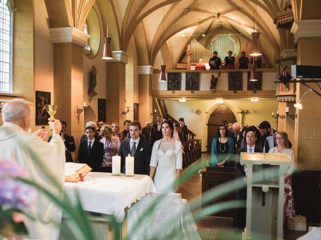 Il matrimonio di Matteo e Stefania a Corvara in Badia- Corvara, Bolzano 35