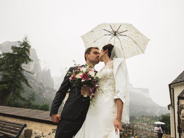 Il matrimonio di Matteo e Stefania a Corvara in Badia- Corvara, Bolzano 38