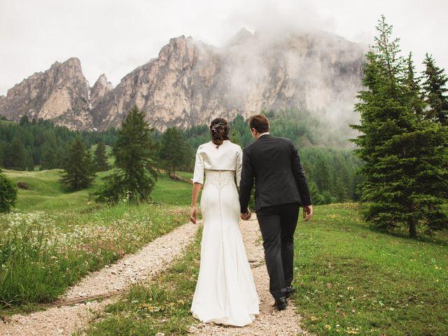 Il matrimonio di Matteo e Stefania a Corvara in Badia- Corvara, Bolzano 42