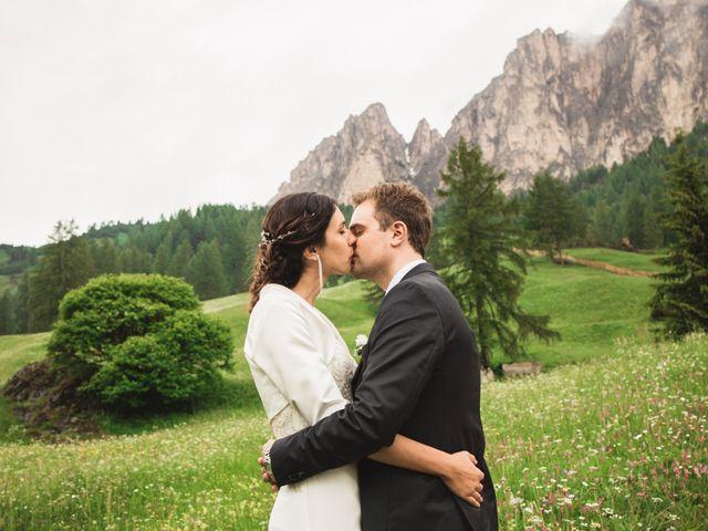 Il matrimonio di Matteo e Stefania a Corvara in Badia- Corvara, Bolzano 43