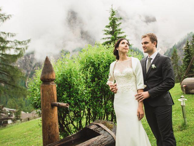 Il matrimonio di Matteo e Stefania a Corvara in Badia- Corvara, Bolzano 45