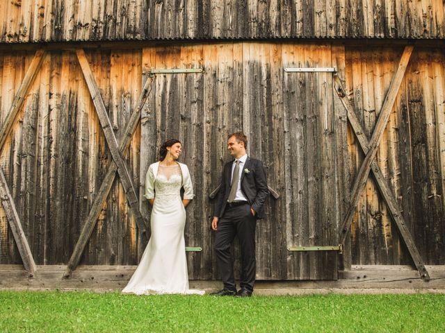 Il matrimonio di Matteo e Stefania a Corvara in Badia- Corvara, Bolzano 1