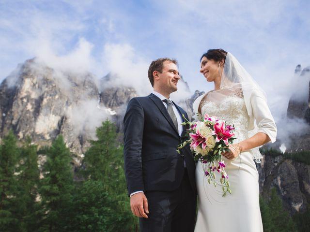 Il matrimonio di Matteo e Stefania a Corvara in Badia- Corvara, Bolzano 2