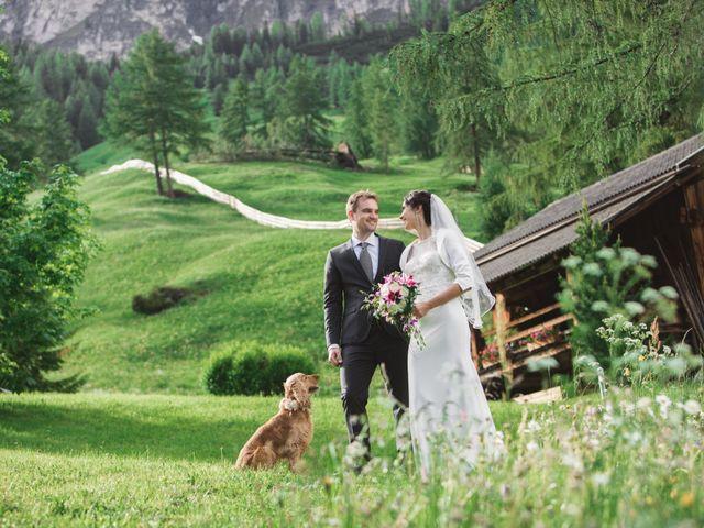 Il matrimonio di Matteo e Stefania a Corvara in Badia- Corvara, Bolzano 48