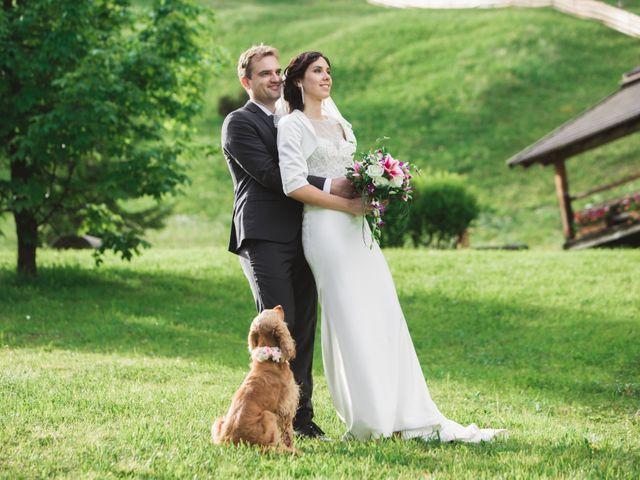 Il matrimonio di Matteo e Stefania a Corvara in Badia- Corvara, Bolzano 49