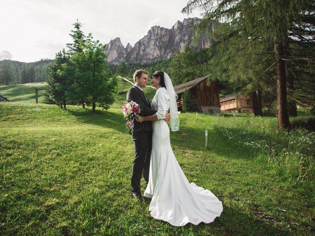 Il matrimonio di Matteo e Stefania a Corvara in Badia- Corvara, Bolzano 50