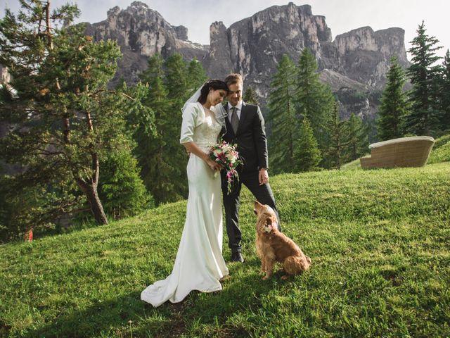 Il matrimonio di Matteo e Stefania a Corvara in Badia- Corvara, Bolzano 51