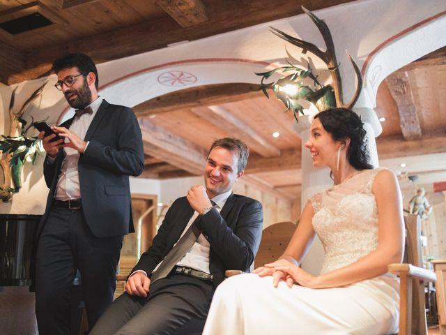 Il matrimonio di Matteo e Stefania a Corvara in Badia- Corvara, Bolzano 55