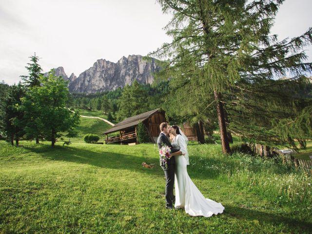 Il matrimonio di Matteo e Stefania a Corvara in Badia- Corvara, Bolzano 61