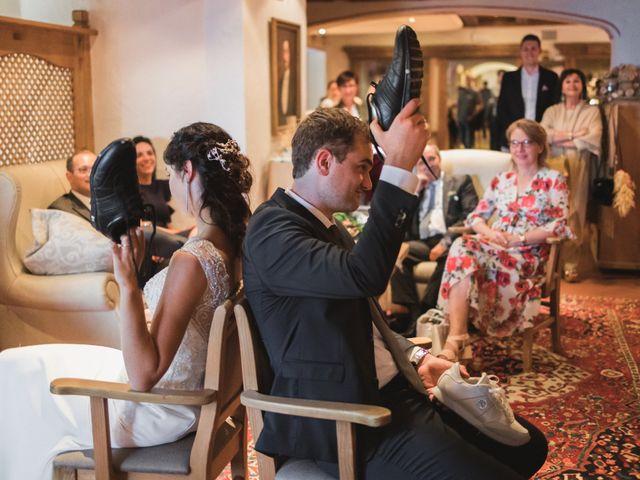 Il matrimonio di Matteo e Stefania a Corvara in Badia- Corvara, Bolzano 62