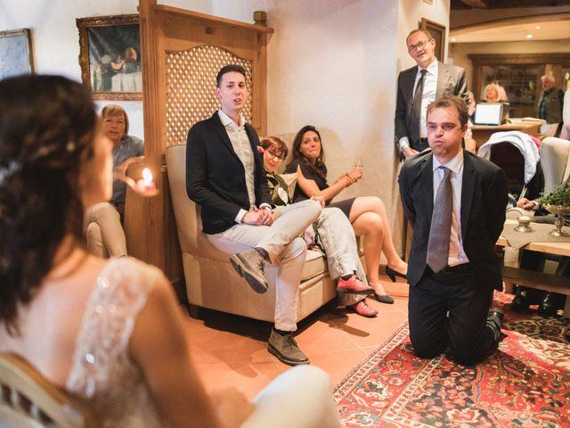 Il matrimonio di Matteo e Stefania a Corvara in Badia- Corvara, Bolzano 64