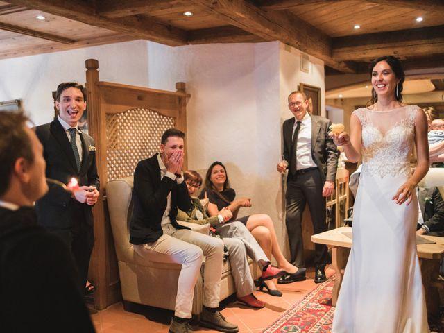 Il matrimonio di Matteo e Stefania a Corvara in Badia- Corvara, Bolzano 65