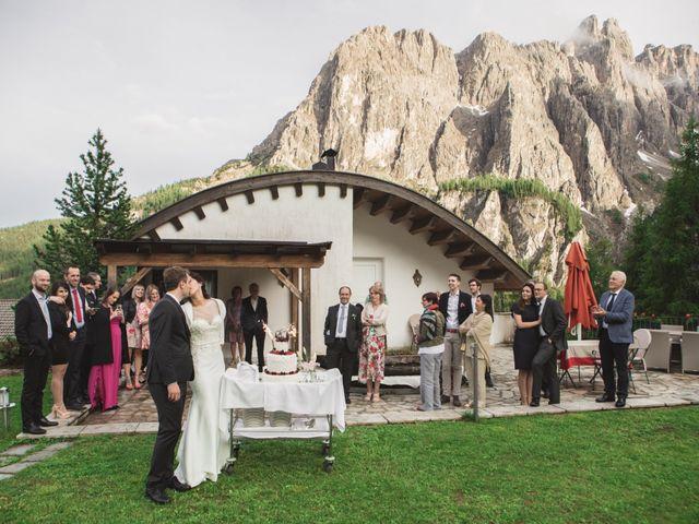 Il matrimonio di Matteo e Stefania a Corvara in Badia- Corvara, Bolzano 68